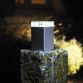 Techmar Lilium 12V LED Garden Post Light