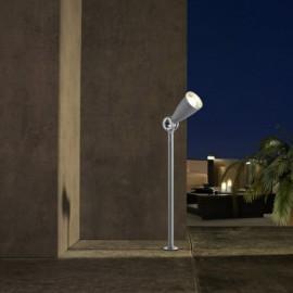 Techmar Flo Anthracite 12V LED Garden Post Light