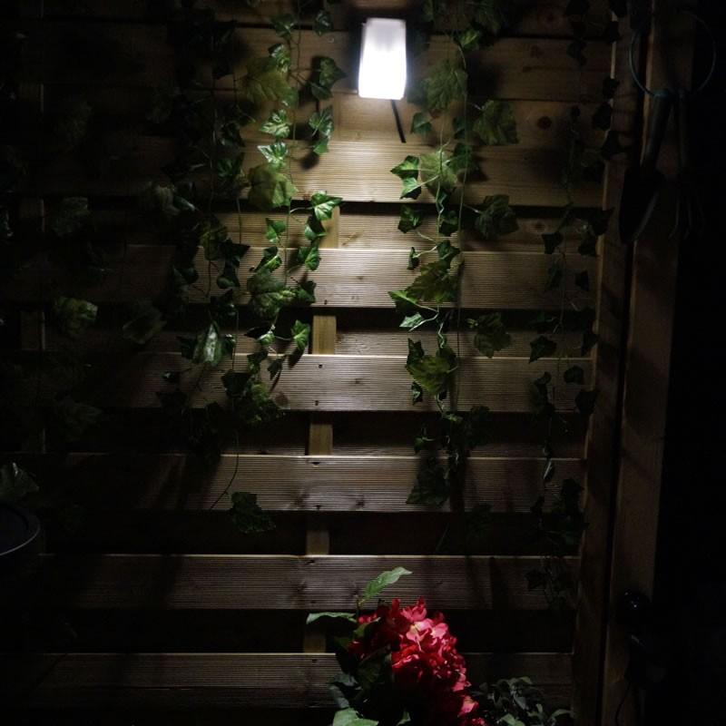 Led Wall Lights Garden : Techmar Etu 12V LED Garden Spot / Wall Light