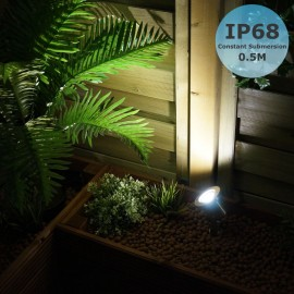 Techmar Arigo 3W 12V LED Garden Spotlight