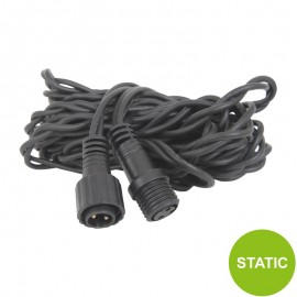 Fluxia Outdoor Static 5m Rubber Extension Cable