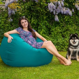 Indoor / Outdoor Retro Classic Beanbag