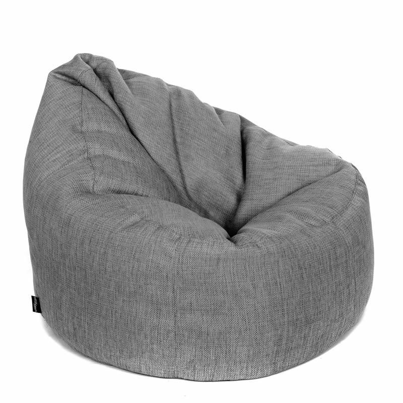 Luxury Chenille Bean Bag Chairs