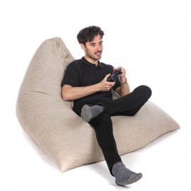 Luxury Chenille Tri-Gamer Beanbag