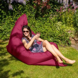 Indoor / Outdoor Oxford Cushion Beanbag