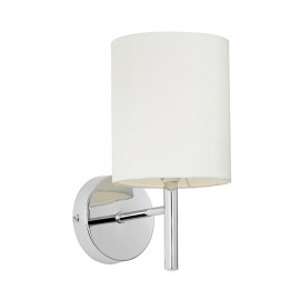 Endon Lighting Brio Chrome Wall Light