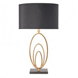 Vilana Antique Gold Finish Table Lamp