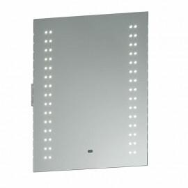 Endon Perle LED Bathroom Mirror, Shaver Socket & Motion Sensor