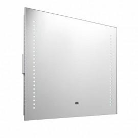 Endon Rift RGB LED Bathroom Mirror, Motion Sensor & Shaver Socket