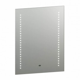 Endon Spegel LED Bathroom Mirror, Motion Sensor & Shaver Socket