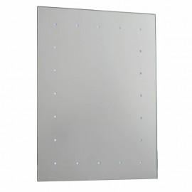 Endon Toba Battery Operated LED Bathroom Mirror
