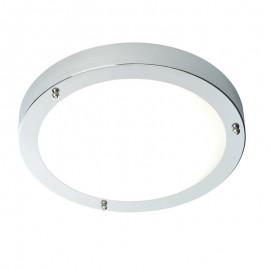 Endon Portico Polished Chrome IP44 Cool White LED Bathroom Light