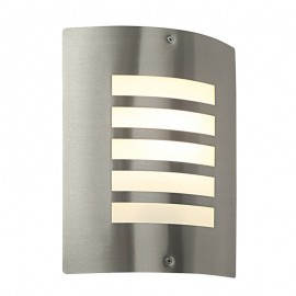 Saxby Bianco Exterior Wall Light