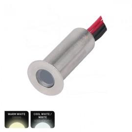 ELD LED Plinth Micro Disc 4 Light LED Kit