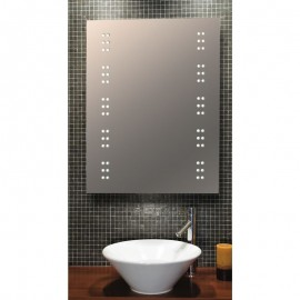 IP44 Mirror With 2 x 30 LEDs