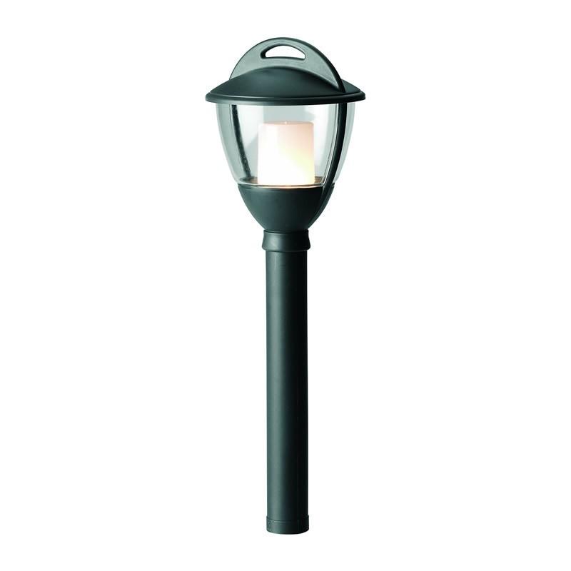 Techmar laurus 12v led garden postlight for 12v outdoor lighting fixtures