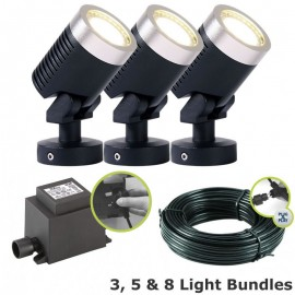 Techmar Arcus Garden Spotlight Kit