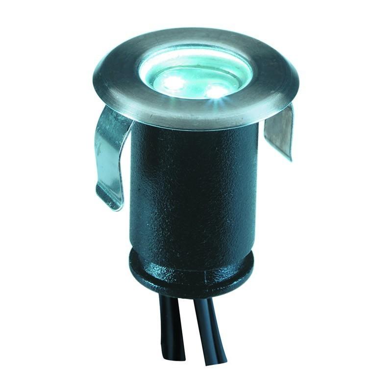 Techmar astrum 12v led garden deck light for Garden decking lights uk