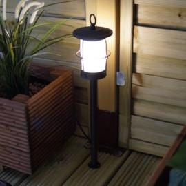 Techmar Locos Traditional 12V LED Garden Post Light