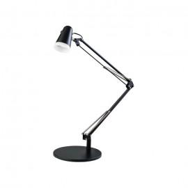 Endon Lighting Downing Task Matt Black Table Lamp