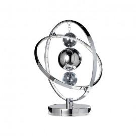 Endon Lighting Muni LED Chrome Plate Table Lamp