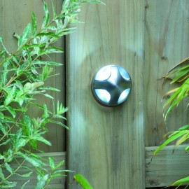 Techmar Lotus 12V LED Garden Wall Light
