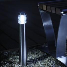 Techmar Orion Stainless Steel 12V LED Garden Post Light
