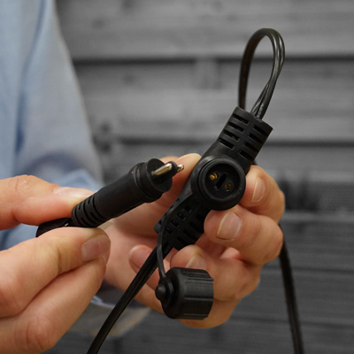 Techmar Garden Lighting Cable Guide
