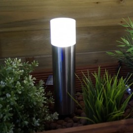 Techmar Oak 12V LED Garden Post Light