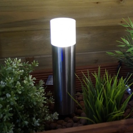 Oak 12v led garden post light