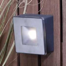 Techmar Willow 12V LED Plug & Play Garden Wall Light
