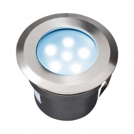 Techmar Sirius Blue 12V Plug & Play LED Decking Light