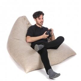 Luxury Chenille Tri-Gamer Beanbag
