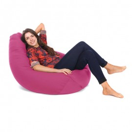 Cotton Hi-Back Gamer Bean Bag