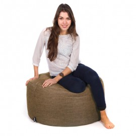 Luxury Chenille Stool