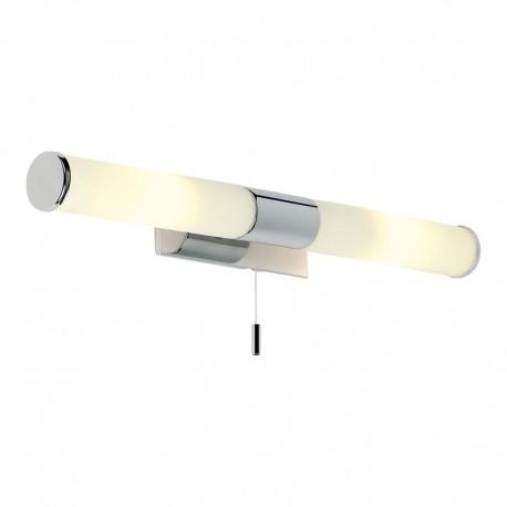 Romford Polished Chrome IP44 Wall Light