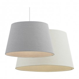 Endon Cici Tapered Lamp / Pendant Shade