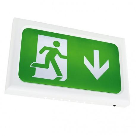 Encore LED Exit Sign 2.6W LED White