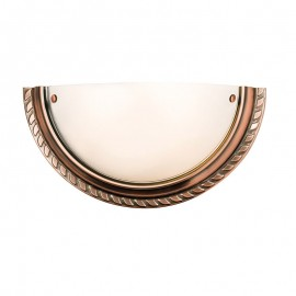 Endon Athens Dimmable Uplighter Wall Light