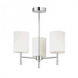 Endon Endon Lighting Brio Chrome Finish Ceiling Light