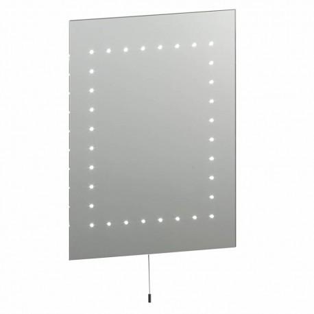 Mareh IP44 Pull Cord Simple LED Bathroom Mirror