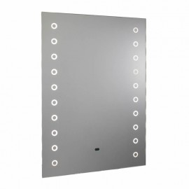 Endon Merle IP44 LED Bathroom Mirror With Motion Sensor