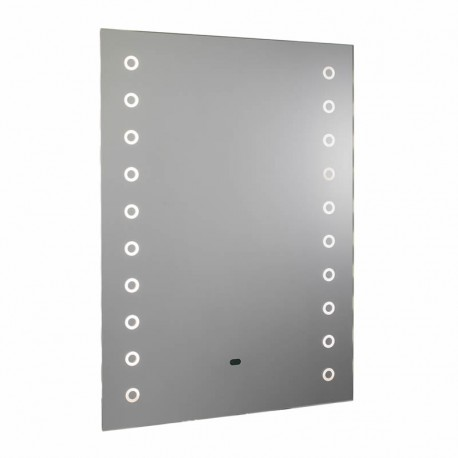 Merle IP44 LED Bathroom Mirror With Motion Sensor