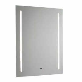 Endon Nico LED Bathroom Mirror With Shaver Socket & Motion Sensor