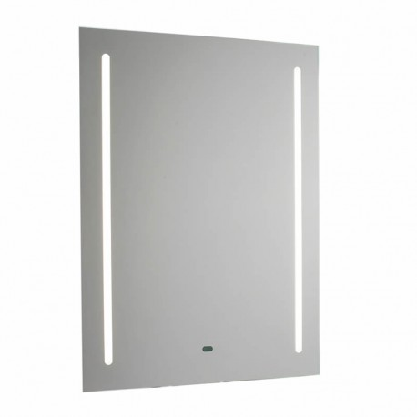 Nico LED Bathroom Mirror With Shaver Socket & Motion Sensor