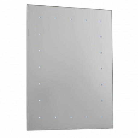 Toba Battery Operated LED Bathroom Mirror