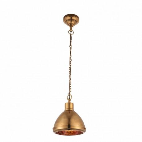 Carr Solid Brass Pendant Light
