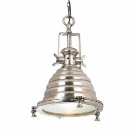 Gaskell Tarnish Silver Ceiling Pendant Light