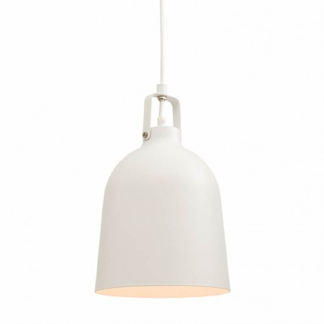 Lazenby Matt White Pendant Light