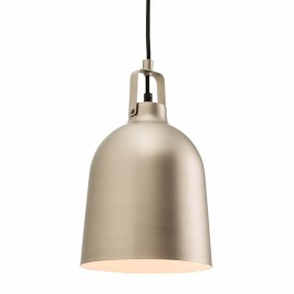Endon Lazenby Matt Nickel Pendant Light